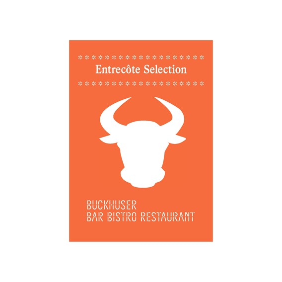 Entrecote selection